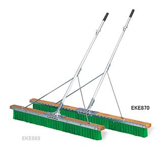 エバニュー(EVERNEW) コートブラシ兼用レーキ150 EKE870