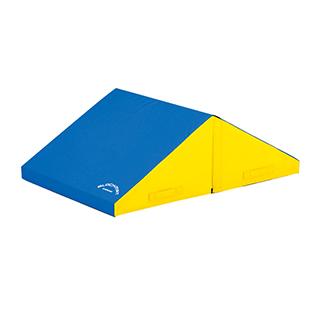 エバニュー(EVERNEW) ブロックマット三角 EKH185