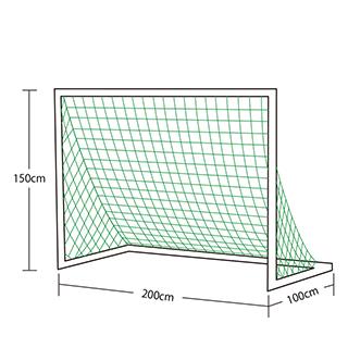 エバニュー(EVERNEW) ミニサッカーゴールネットM101 EKU029