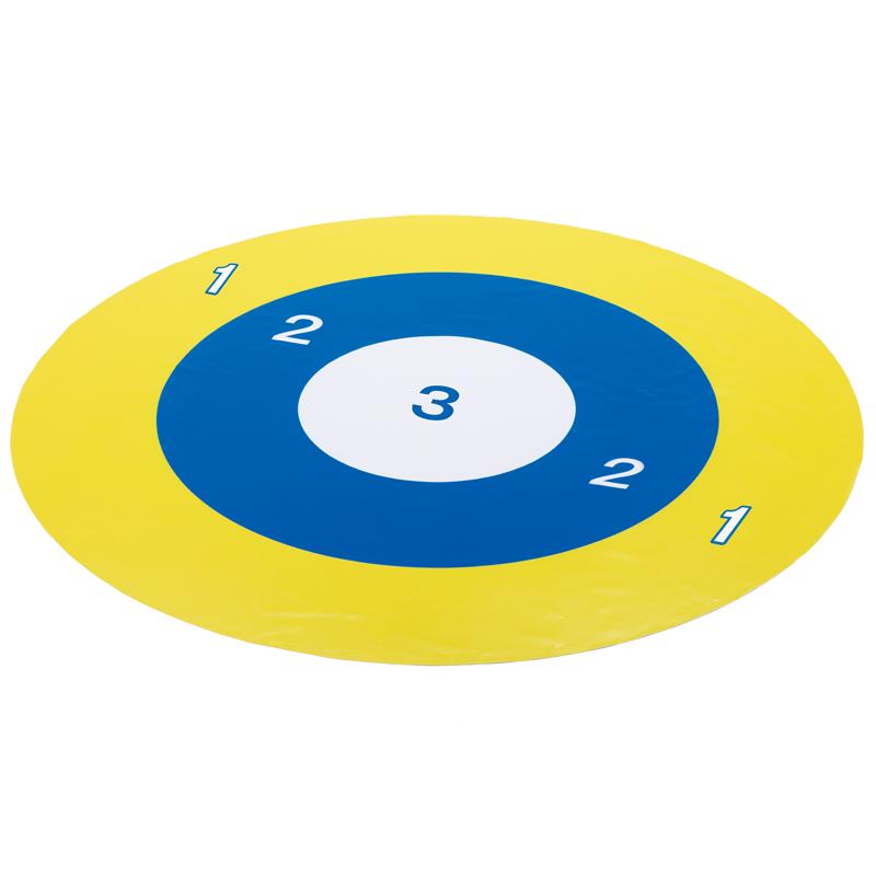 エバニュー(EVERNEW) ボッチャボール用ターゲットマット ETE033