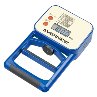 エバニュー (EVERNEW) デジタル握力計 EKJ077