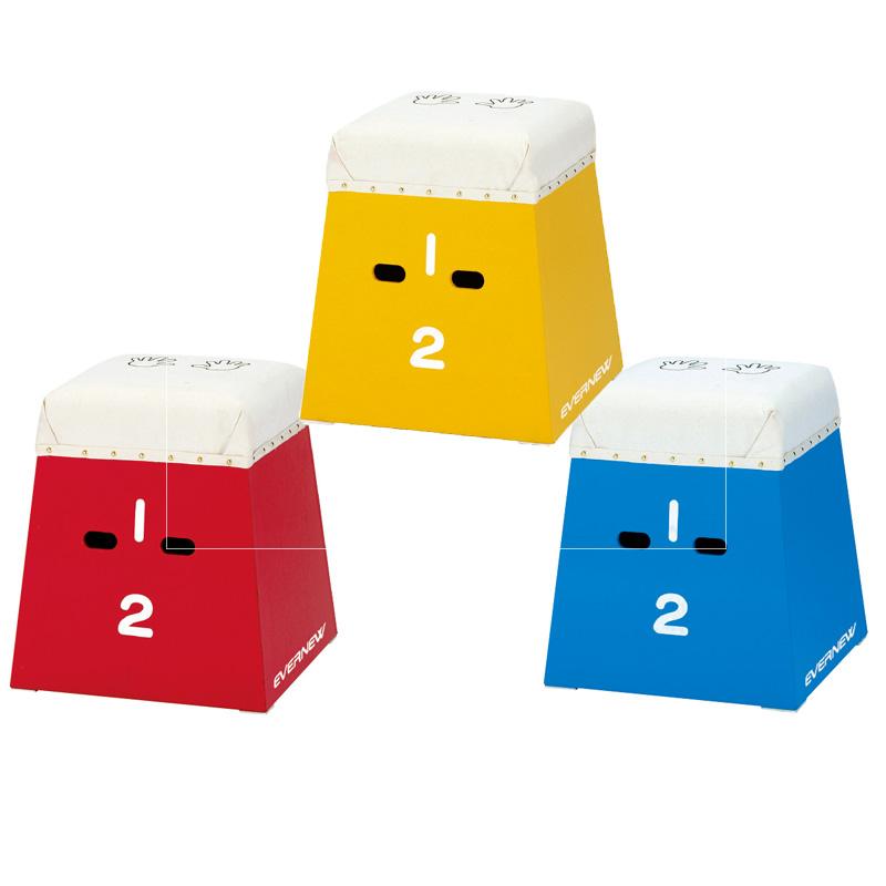 エバニュー(EVERNEW) カラーとび箱 EKF317