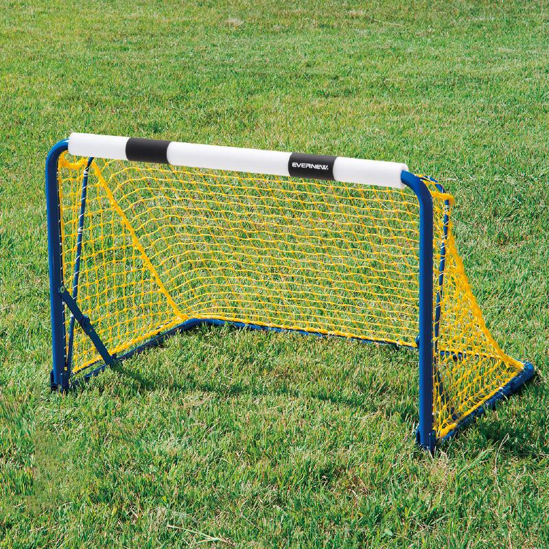 【送料無料】ミニサッカーゴール折りたたみSP エバニュー(EVERNEW) サッカーゴール 【EKD827】