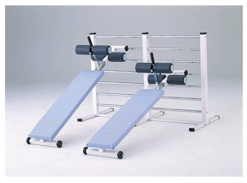 【送料無料】トレーニングベンチ ダンノ(DANNO)アブドミナルボードDXW【D-5591】