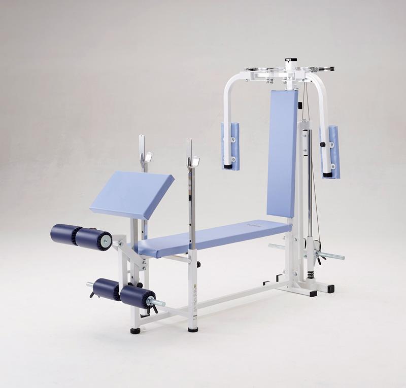【送料無料】トレーニングベンチ ダンノ(DANNO)コンビネーションベンチ4【D-570】