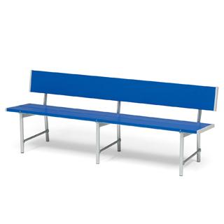トーエイライト スポーツベンチアルミS150B G1749
