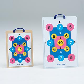 トーエイライト マグネット吹矢(A2サイズ) B2516