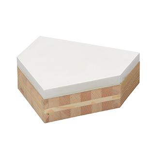 トーエイライト(TOEI LIGHT)木台付ホームベース140 B2694