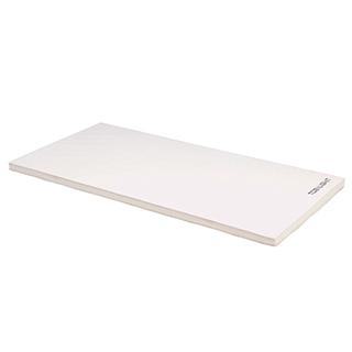 トーエイライト(TOEI LIGHT)ソフト軽量マット 5cm厚(9号帆布)・すべり止め付 90×180×5cm T1795