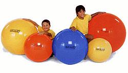 【Wアクションポンププレゼント】ギムニク バランスボール 120R 赤色 送料無料 イタリア レードラプラスチック社製