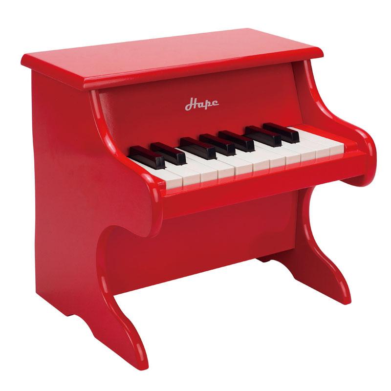 Hape(ハペ) プレイフルピアノ E0318 【送料無料】