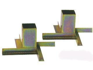 【送料無料】トーエイライト (TOEI LIGHT) ベース用埋込金具 3個組B-3381