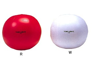 【送料無料】トーエイライト (TOEI LIGHT) 紅白大玉125 B-4135