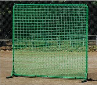 【送料無料】トーエイライト(TOEI LIGHT)防球フェンスダブルネット2×2 B-3736
