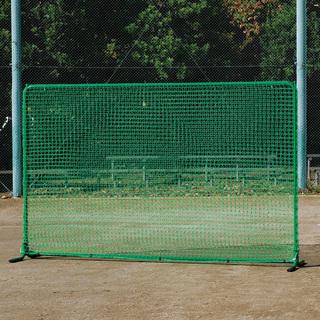 【送料無料】トーエイライト(TOEI LIGHT)防球フェンスダブルネット2×3 B-3738