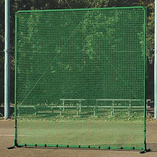 【送料無料】トーエイライト (TOEI LIGHT) 防球フェンスダブルネット3×3 B-6134