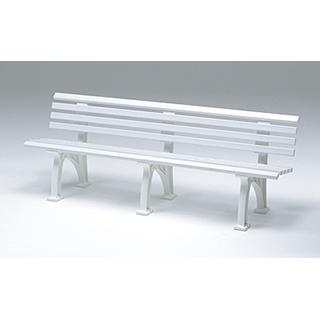 【送料無料】トーエイライト (TOEI LIGHT) スポーツベンチ樹脂180 B-2151