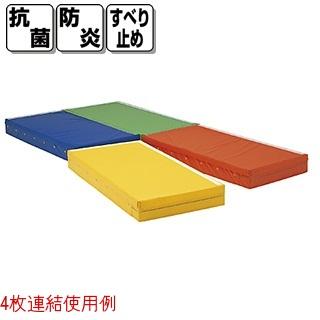 【送料別途】 トーエイライト (TOEI LIGHT) 抗菌カラーエバーマット(室内用連結式) 90x180x10 G-1536