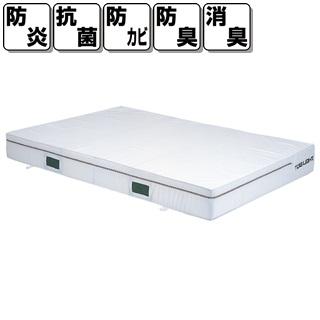 【送料別途】 トーエイライト (TOEI LIGHT) 防炎・抗菌エバーマット(室内用)200×300×40cm G-1454