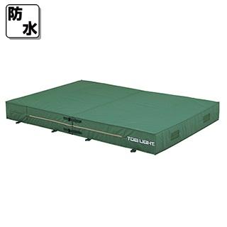 【法人限定商品】トーエイライト (TOEI LIGHT) 二つ折りエバーマット(屋内外兼用)専用カバー 交換袋 200×400×40cm G-1549A