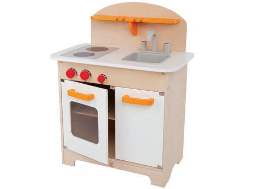 【送料無料】Hape(ハペ) グルメキッチン ホワイト E3100