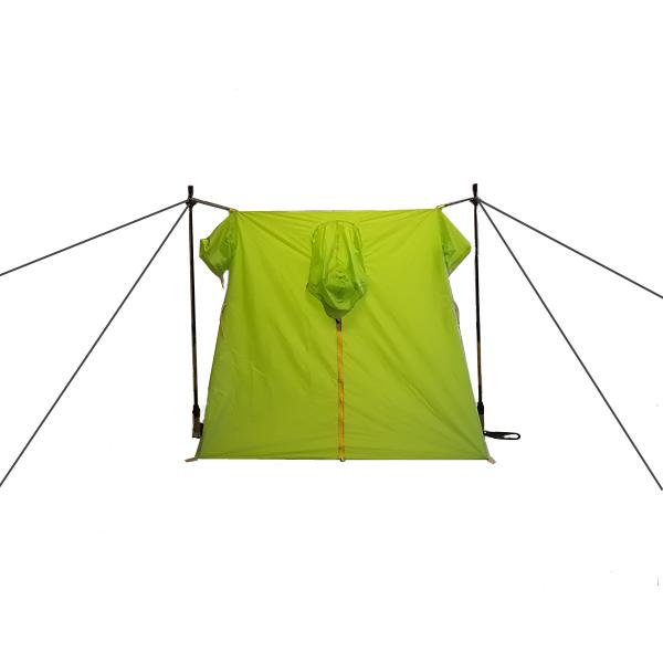【送料無料】oxtos(オクトス)NEW透湿防水ツェルトポンチョ【登山 トレッキング 非常用 防水 透湿】
