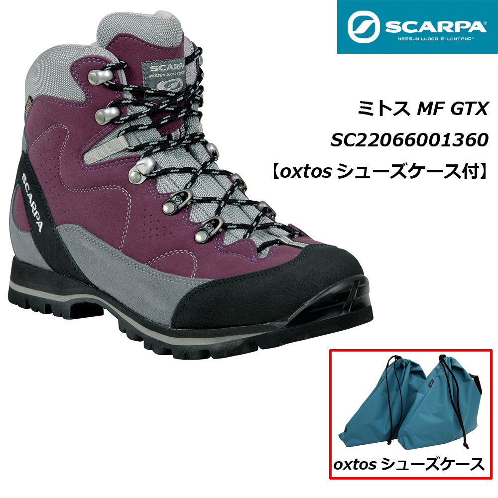 SCARPA(スカルパ) ミトス MF GTX SC22066001360 【oxtosシューズケース付】