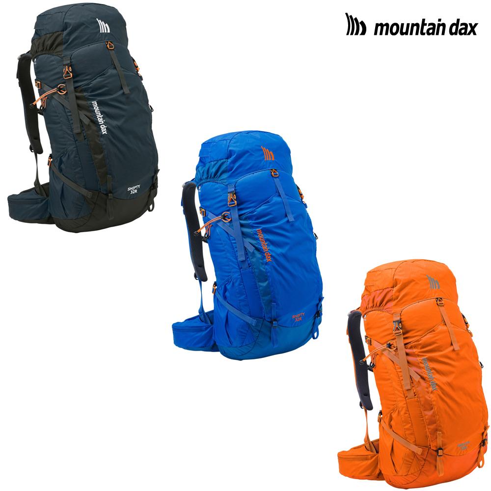 mountain dax(マウンテンダックス) シフティー32R DM-305R-17【32L ザック リュックサック 登山 トレッキング ハイキング】