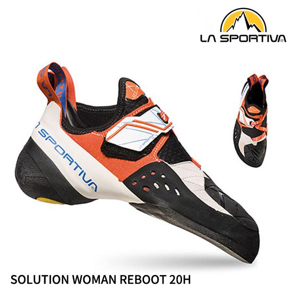 20H SOLUTION WOMAN SPORTIVA(スポルティバ) REBOOT LA