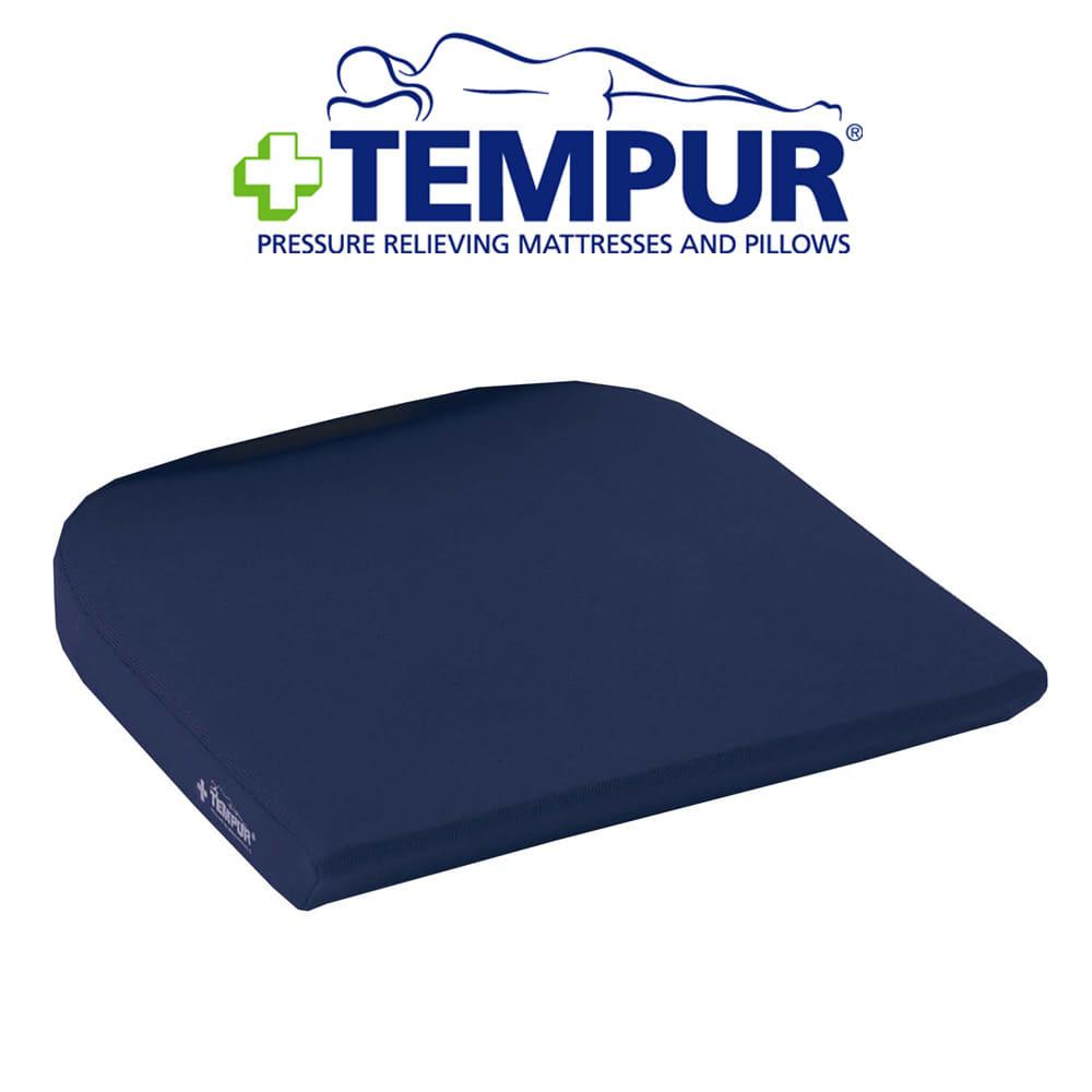 クッション テンピュール シートクッション ダークブルー【テンピュールジャパン正規品 TEMPUR seat cushion 健康器具】【送料無料】【母の日】【父の日】