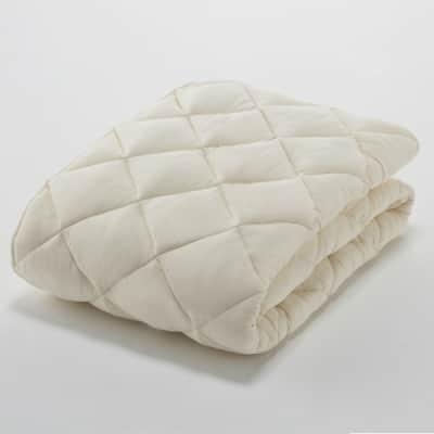 ベッドパッド シングルサイズ フランスベッドのソロテックスベッドパッド シングル (重量1.6kg)【送料無料】【ベッドパット】