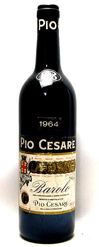 バローロ[1964]ピオ・チェザーレ【あす楽】
