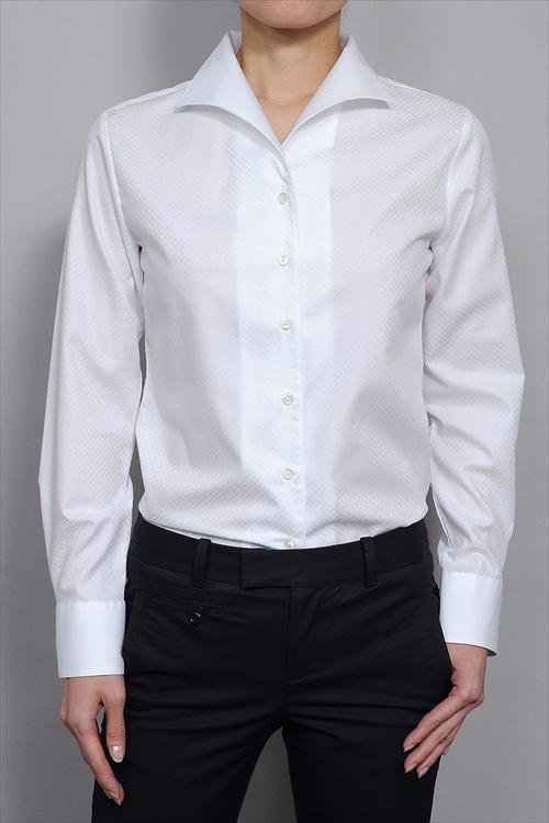 07f592a6f0a ... 여 자용 셔츠 여성 셔츠 내츄럴 핏 롱 슬리브 이탈리안 칼라 셔츠 클레 릭 셔츠 프리미엄 ...