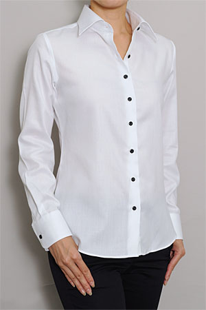 ozie | Rakuten Global Market: [Ladies natural fit shirt long ...