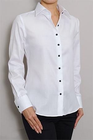 ozie   Rakuten Global Market: [Ladies natural fit shirt long ...