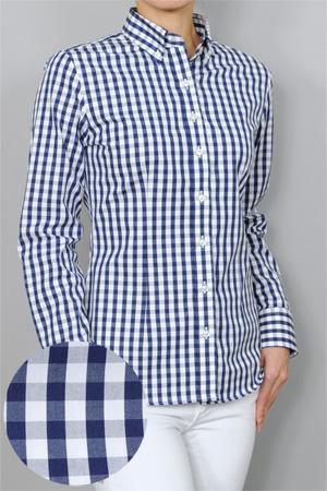 White slim fit dress shirt women