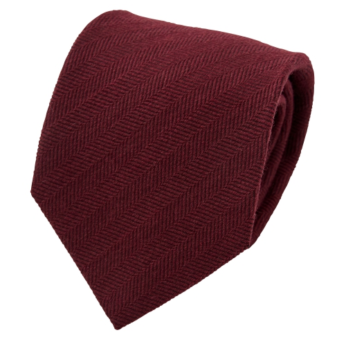 15f58cc506 Made in Japan! Senior Balfa's cache wool use Welty Zegna tie herringbone  Burgundy Red made in Japan professional shop OZIE other zenga baruffa brand  ...