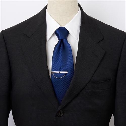 1e168b725e23 How To Wear A Tie Pin Chain - Image Of Tie