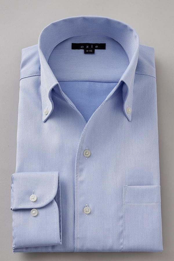 c459c3074 ozie  Italian collar shirt men dress shirt