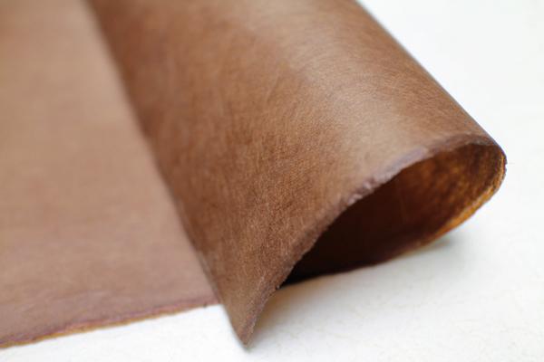機械純楮渋紙 薄口