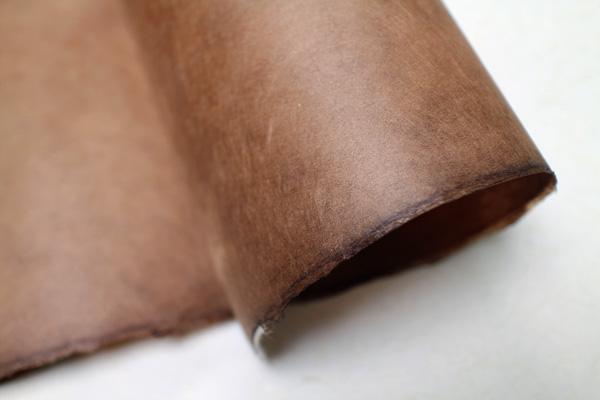 機械純楮渋紙 厚口
