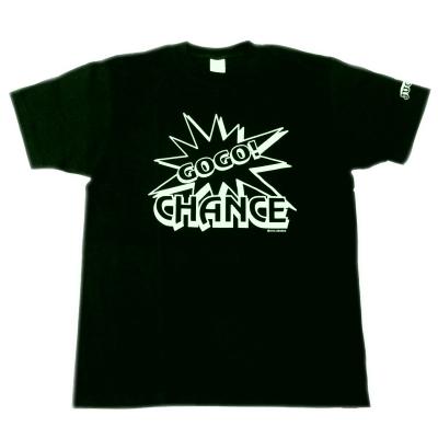 暗闇で光る 当店オリジナルJUGGLERTシャツ ジャグラー GOGO CHANCE Tシャツ 蓄光タイプ チャンス ランプ パチスロ ユニセックス キャラクター 半袖 最安値 スロット JUGGLER メンズ レディース 人気急上昇 グッズ 半袖シャツ