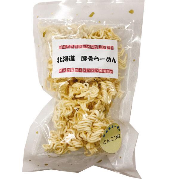 公式通販 わんこのらーめん お取り寄せ 北海道らーめんとんこつ味60g SALENEW大人気! レターパックプラスOK お取り寄せ商品