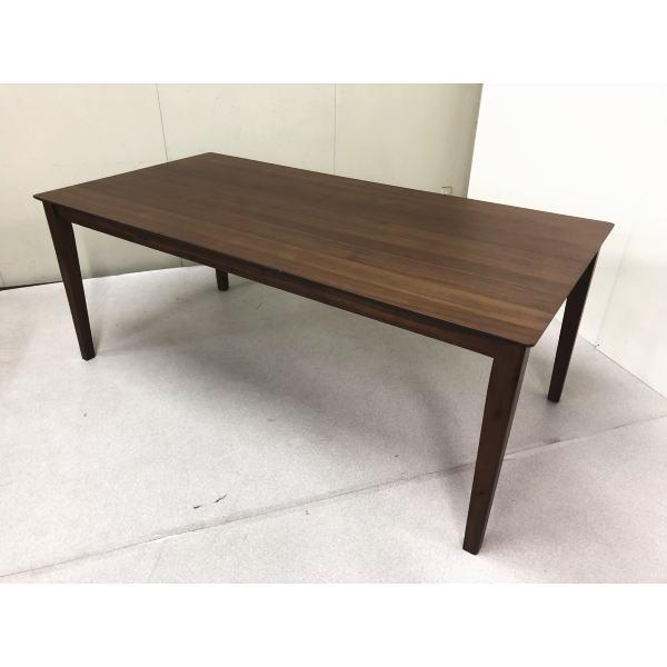 安い ダイニングテーブル テーブル 木製 ブラウン ファラオ 北欧 人気 180 4人 カフェ風 セール 送料無料 ウォールナット