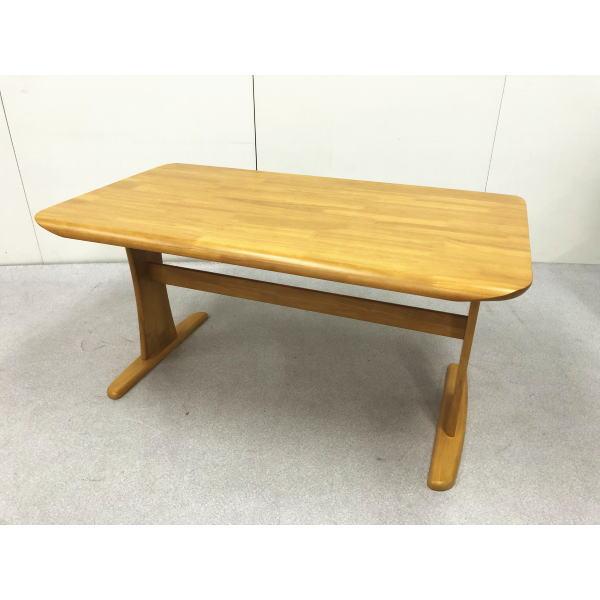セール テーブル ダイニングテーブル 木製 ブラウン色 ナチュラル色 長方形 安い プラス 和風 安心の実績 高価 買取 強化中 140 4人用 おしゃれ 北欧 お得セット