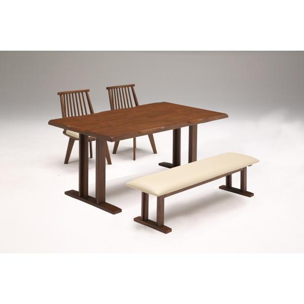 セール 応接セット ダイニングセット 5点セット ナチュラル 木製 4人掛けタイプ 4人用ダイニングセット 食堂テーブルセット ダイニング4点セット カフェテーブルセット 四人掛け 四人用 さつま 北欧 ブラウン ナチュラル ベンチ