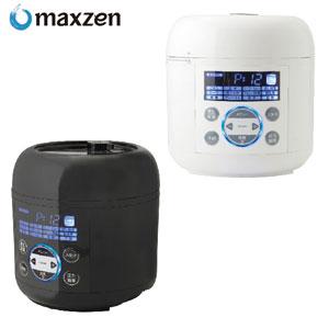 maxzen マクスゼン 電気圧力鍋 コンパクト 簡単調理 便利 多機能 1台6役
