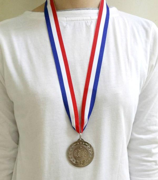 <title>2位 準優勝メダル シルバー メダル 大会 格安 価格でご提供いたします 運動会 イベント 表彰式 パーティーグッズ ___ 6点までメール便も可能 NEW銀メダル 1個入 第2位 シルバーメダル 体育祭 忘年会 新年会 K-3508_104027</title>