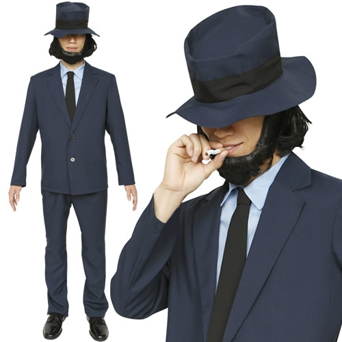 家族でハロウィン!お父さん・パパに着て欲しい、男性用仮装コスチュームは?