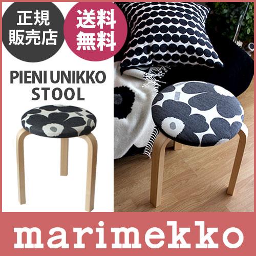 【送料無料】 marimekko ( マリメッコ ) Pieni Unikko スツール ( ピエニ ウニッコ ) Artek STOOL 60 「ラッピング・のし不可」【あす楽】.